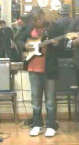 Kenson At The Recital